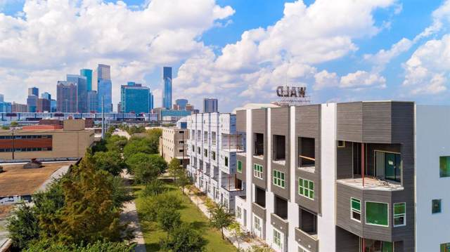 832 Nagle Street, Houston, TX 77003 (MLS #59189143) :: The Sansone Group