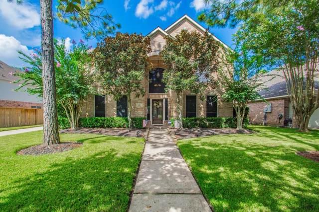 120 Emerald Cloud Lane, League City, TX 77573 (MLS #5919066) :: Connect Realty