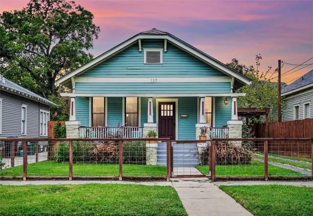 117 E 4th Street, Houston, TX 77007 (MLS #59190799) :: Texas Home Shop Realty