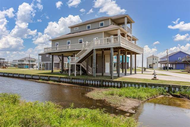 914 Driftwood Drive, Crystal Beach, TX 77650 (MLS #59193770) :: Michele Harmon Team