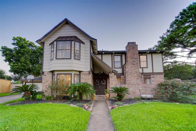 21311 Park Holly Court, Katy, TX 77450 (MLS #59201057) :: The Home Branch