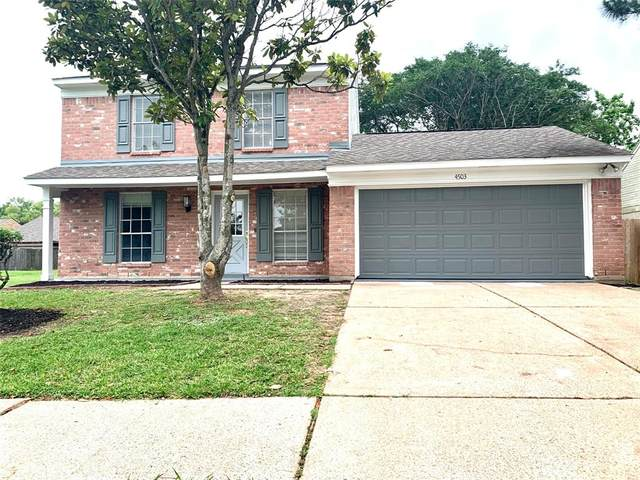 4503 Alamo Avenue, Sugar Land, TX 77479 (MLS #59201809) :: NewHomePrograms.com