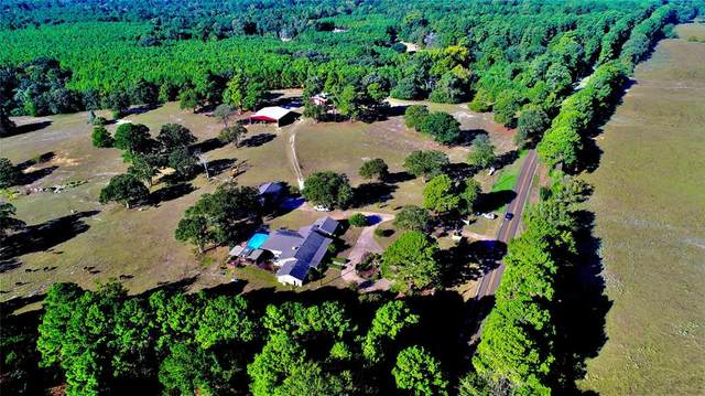 6099 Farm To Market 227 W, Grapeland, TX 75844 (MLS #59216013) :: The Freund Group