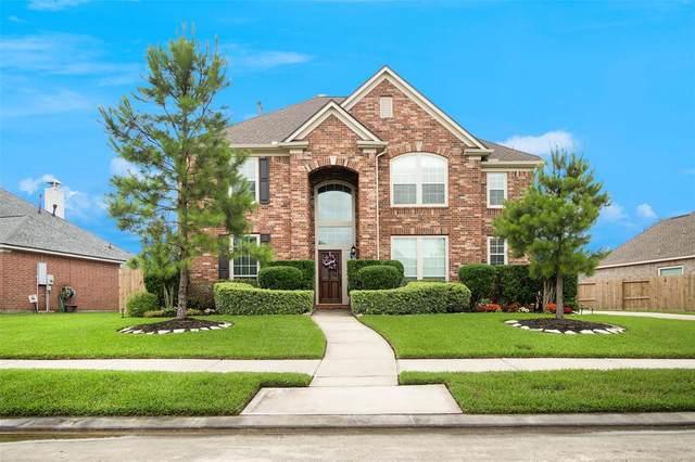 2862 Cool Spring Lane, Dickinson, TX 77539 (MLS #59253361) :: Rachel Lee Realtor