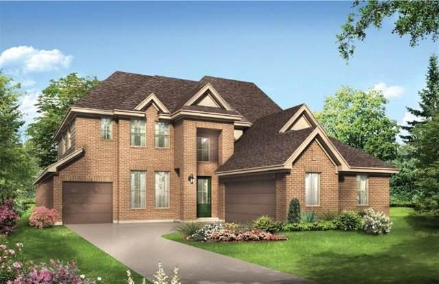 2627 Broad Reach, Manvel, TX 77578 (MLS #59258132) :: My BCS Home Real Estate Group