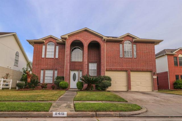 8415 Adler Lake Drive, Houston, TX 77083 (MLS #59267495) :: Caskey Realty