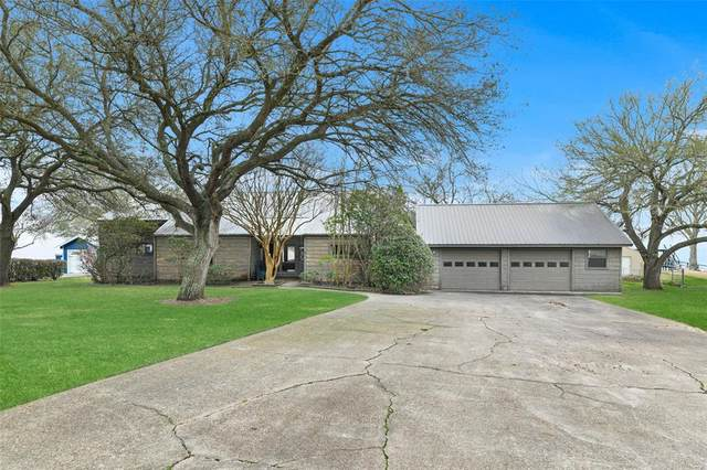 205 Mallard Point, Livingston, TX 77351 (MLS #59279893) :: The Sansone Group
