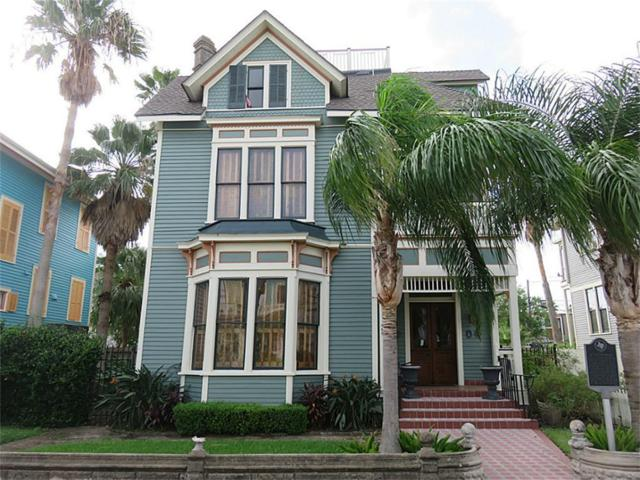 1409 Market Street, Galveston, TX 77550 (MLS #59288968) :: Caskey Realty