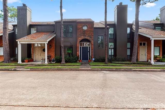 701 Bering Drive #803, Houston, TX 77057 (MLS #59298055) :: Green Residential