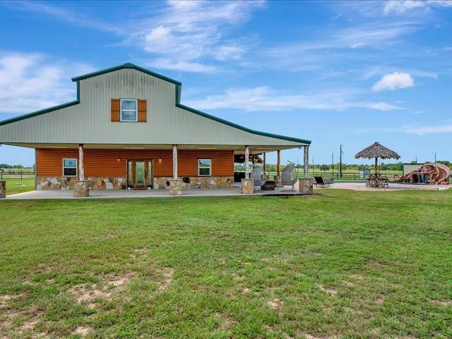 253 Diserens Road, Normangee, TX 77871 (MLS #59299368) :: The SOLD by George Team