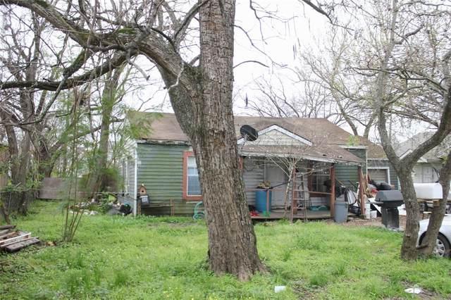 11018 Oswego Street, Houston, TX 77029 (MLS #5929950) :: The Jennifer Wauhob Team