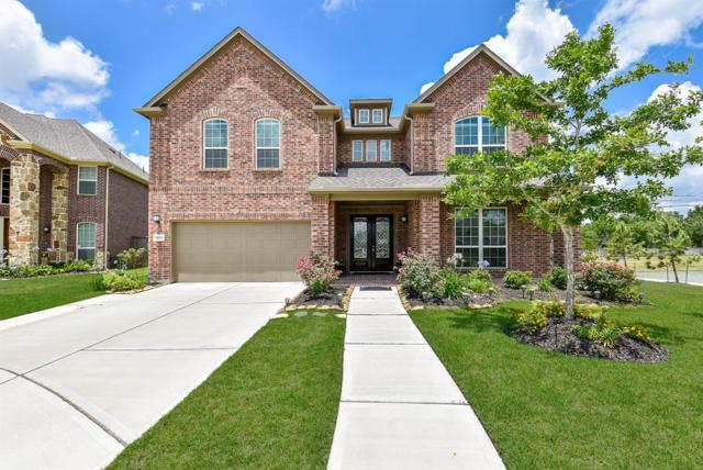 7403 Woodward Springs Drive Drive, Pearland, TX 77584 (MLS #59299820) :: JL Realty Team at Coldwell Banker, United