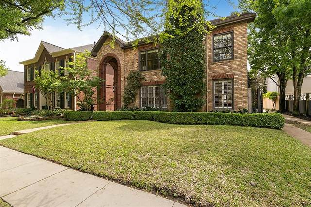 2915 Robinhood Street, West University Place, TX 77005 (MLS #59318201) :: Texas Home Shop Realty