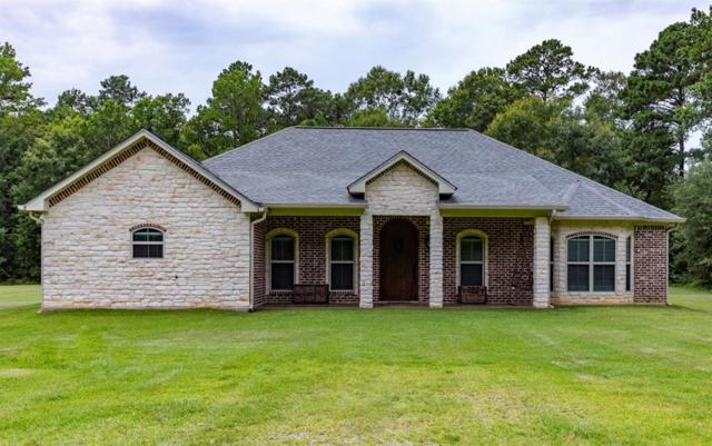 502 County Road 572, Call, TX 75933 (MLS #59327568) :: Giorgi Real Estate Group