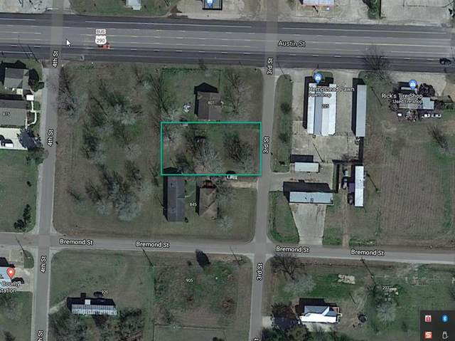 0 3rd St, Hempstead, Texas, Hempstead, TX 77445 (MLS #59345341) :: NewHomePrograms.com