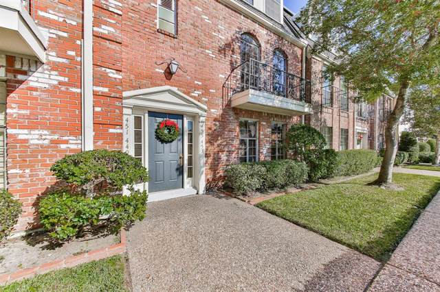 455 N Post Oak Lane, Houston, TX 77024 (MLS #59362397) :: Connect Realty