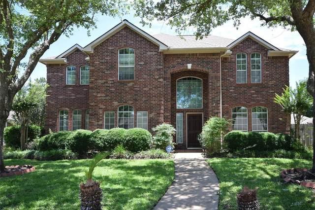 18606 Resica Falls Lane, Houston, TX 77094 (MLS #59374853) :: Caskey Realty