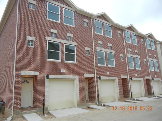 8705 Bryam #101, Houston, TX 77033 (MLS #59378560) :: Texas Home Shop Realty