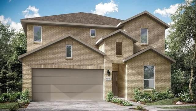 7811 Laurel Elm Court, Richmond, TX 77407 (MLS #59379614) :: The Home Branch