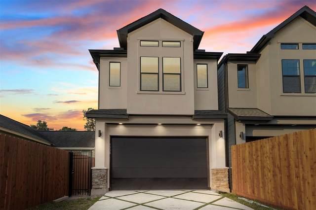 6616 Avenue O Unit B, Houston, TX 77011 (MLS #59383722) :: Caskey Realty
