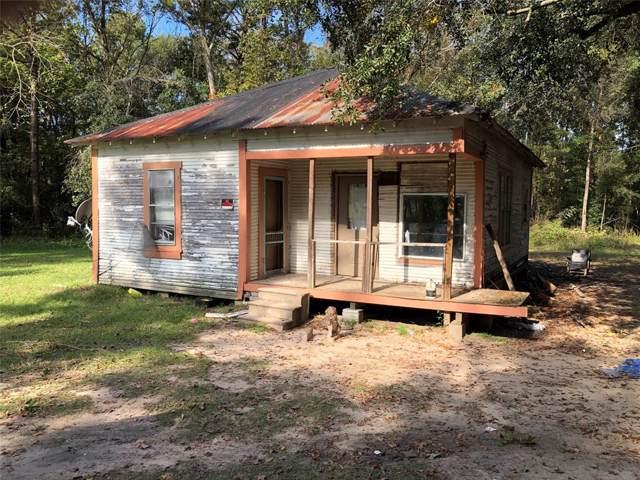 9273 Old Highway 35 N, Livingston, TX 77351 (MLS #59390742) :: Texas Home Shop Realty