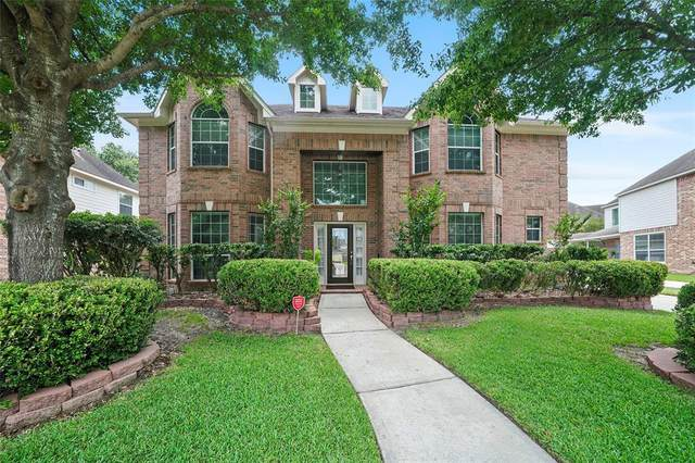 3506 Stanbury Place Lane, Katy, TX 77494 (MLS #59391902) :: The Property Guys