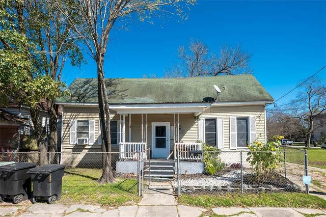 1806 Chestnut Street, Houston, TX 77009 (MLS #59392098) :: The Jennifer Wauhob Team
