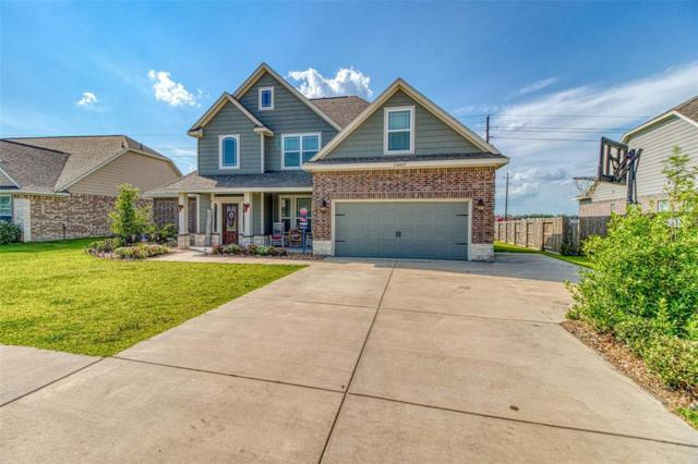 14407 Fairmont Park Lane, Barbers Hill, TX 77523 (MLS #59400464) :: The SOLD by George Team