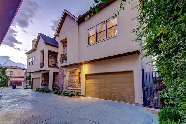 6827 Academy Street, Houston, TX 77025 (MLS #59401795) :: Green Residential