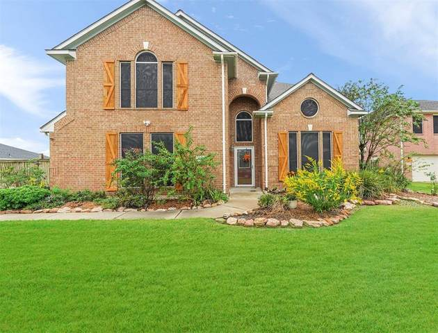 5119 Cotton Creek Drive, Baytown, TX 77523 (MLS #59407601) :: The Freund Group