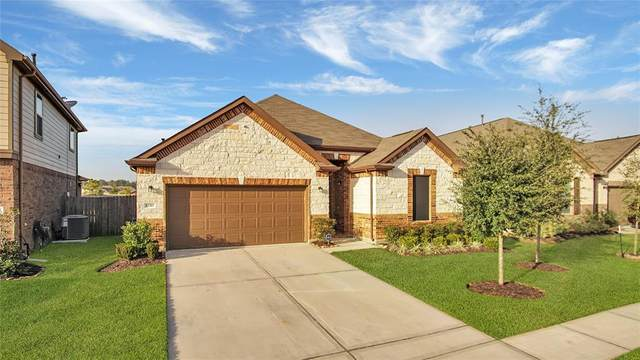 12707 Arcola Valley Court, Houston, TX 77044 (MLS #59413143) :: The Bly Team