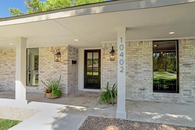10402 Hazelhurst Drive, Houston, TX 77043 (MLS #59423223) :: Lerner Realty Solutions