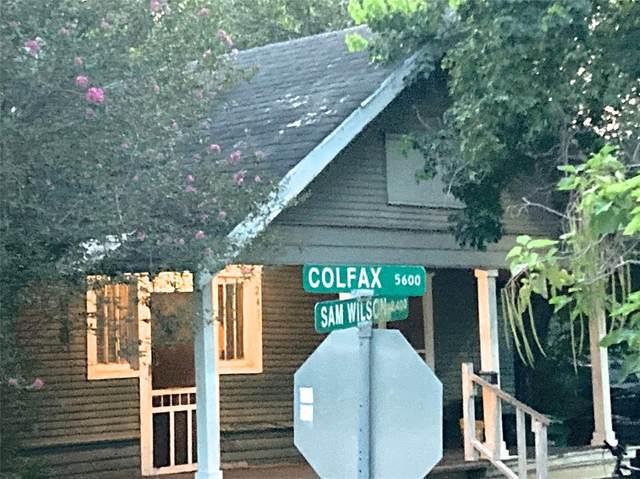 5607 Colfax Street, Houston, TX 77020 (MLS #59427972) :: My BCS Home Real Estate Group
