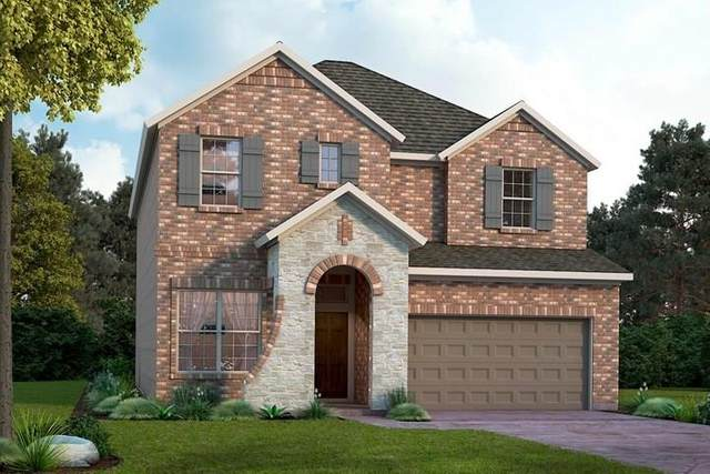 9510 Windward Bluff Way, Tomball, TX 77375 (MLS #5943336) :: Caskey Realty