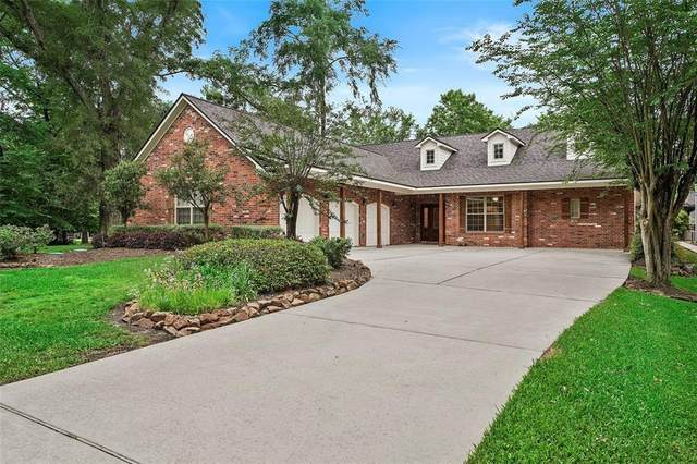 11443 Grand Pine Drive, Montgomery, TX 77356 (MLS #59447894) :: Rachel Lee Realtor