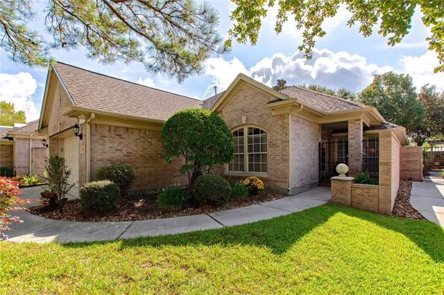 4510 Glennwell Court, Kingwood, TX 77345 (MLS #59450257) :: The Sansone Group