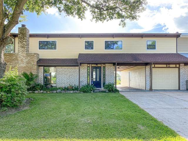 4221 Country Club Drive, Dickinson, TX 77539 (MLS #59453680) :: The Freund Group