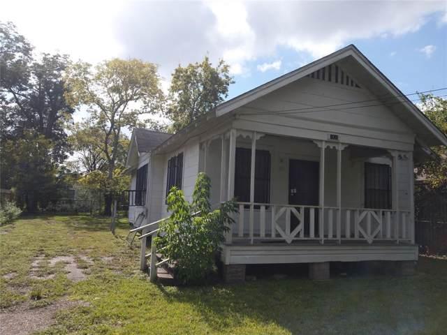7128 Avenue J, Houston, TX 77011 (MLS #59455128) :: Giorgi Real Estate Group