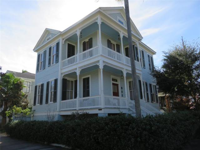 1601 Post Office Street, Galveston, TX 77550 (MLS #59456181) :: Texas Home Shop Realty