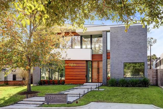 1527 Milford Street, Houston, TX 77006 (MLS #59464786) :: NewHomePrograms.com LLC