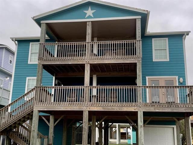 1343 Emerald Drive, Crystal Beach, TX 77650 (MLS #59467114) :: The Wendy Sherman Team