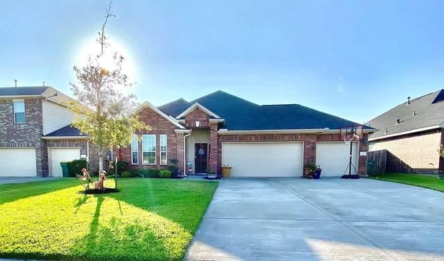 840 Grassy Knoll Trail, La Marque, TX 77568 (MLS #59467633) :: Lerner Realty Solutions
