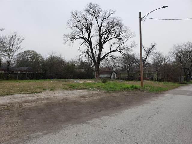 00 Sakowitz Street, Houston, TX 77020 (MLS #59471340) :: My BCS Home Real Estate Group