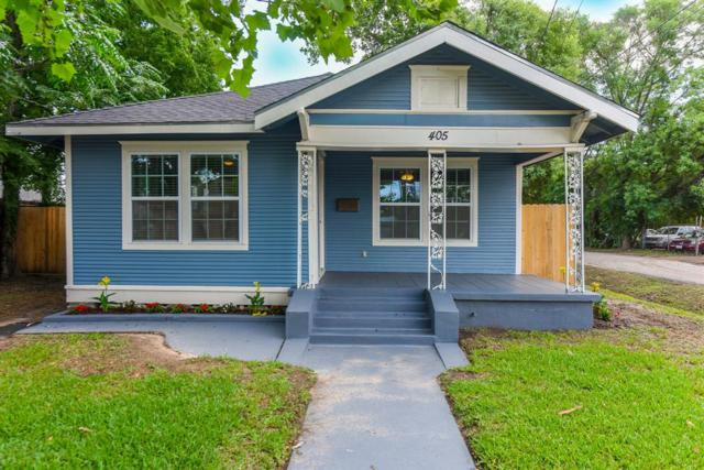 405 Palmer Street, Houston, TX 77003 (MLS #59478520) :: Keller Williams Realty