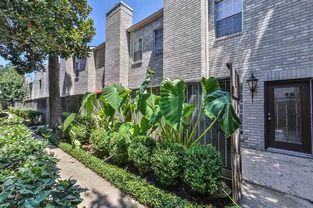 4001 Tanglewilde Street #404, Houston, TX 77063 (MLS #59479895) :: Texas Home Shop Realty