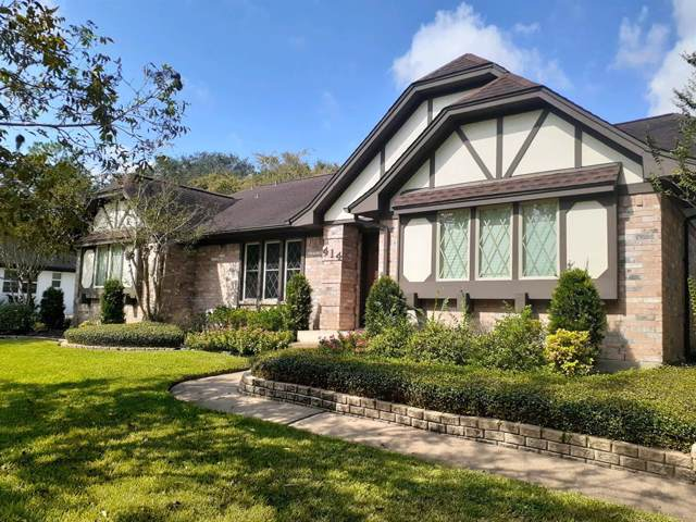 414 Colonial Drive, Friendswood, TX 77546 (MLS #5948536) :: The Heyl Group at Keller Williams