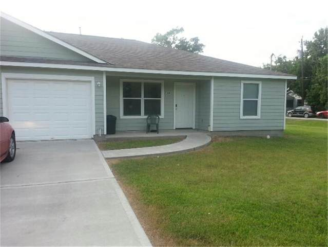 7108 Phelps Street, Hitchcock, TX 77563 (MLS #59486434) :: The SOLD by George Team