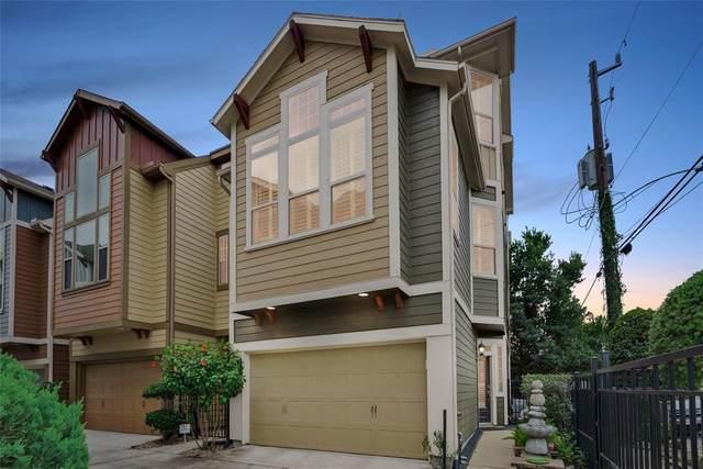 758 Nicholson Street, Houston, TX 77007 (MLS #59487369) :: Michele Harmon Team