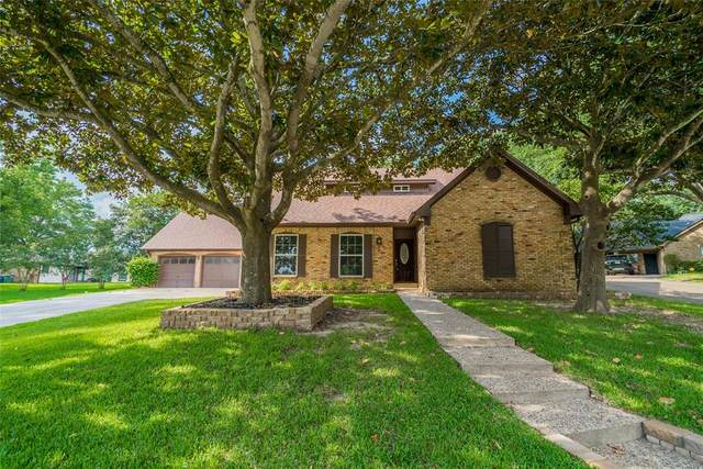 1223 Green Briar Drive, Huntsville, TX 77340 (MLS #59497867) :: The SOLD by George Team