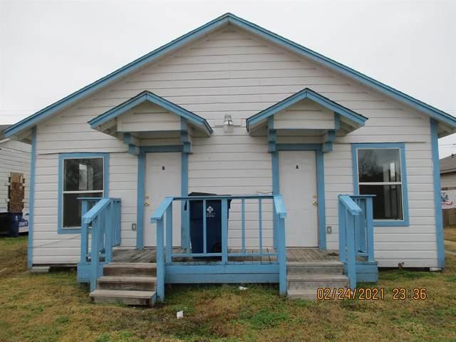 718 W 4th Street, Freeport, TX 77541 (MLS #59504597) :: Green Residential